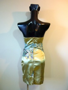 RTWC15 - satin & sequin, 325$
