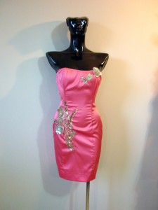 RTWC18 - satin & sequin, 325$