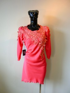 RTWC68 - chiffon with guipure lace, 500$