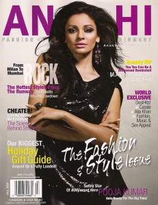 Anokhi Media Fall 2009 Cover