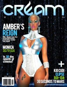Cream World Cover