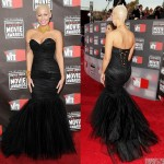 Amber Rose - Custom Evening Gown.