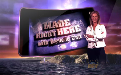 Made Right Here Logo