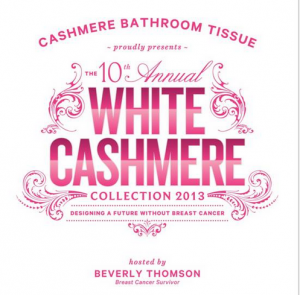 White Cashmere 10th Anniversary